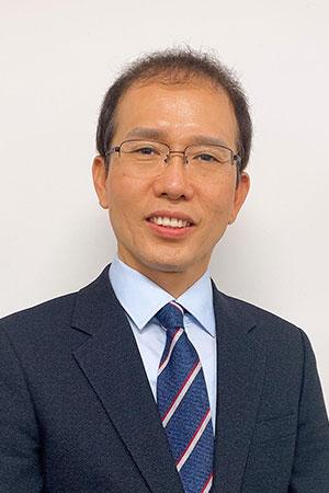 Sean Roh President of KACCOC